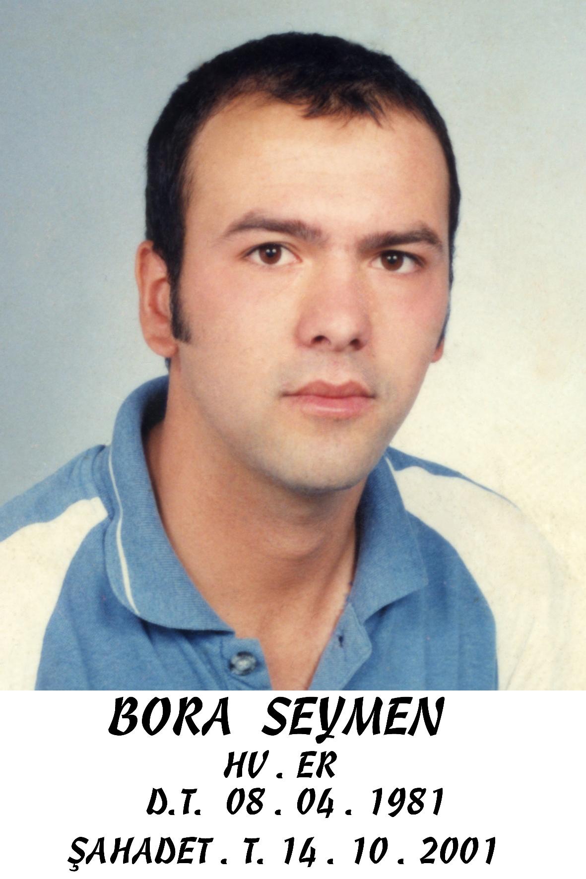 BORA SEYMEN