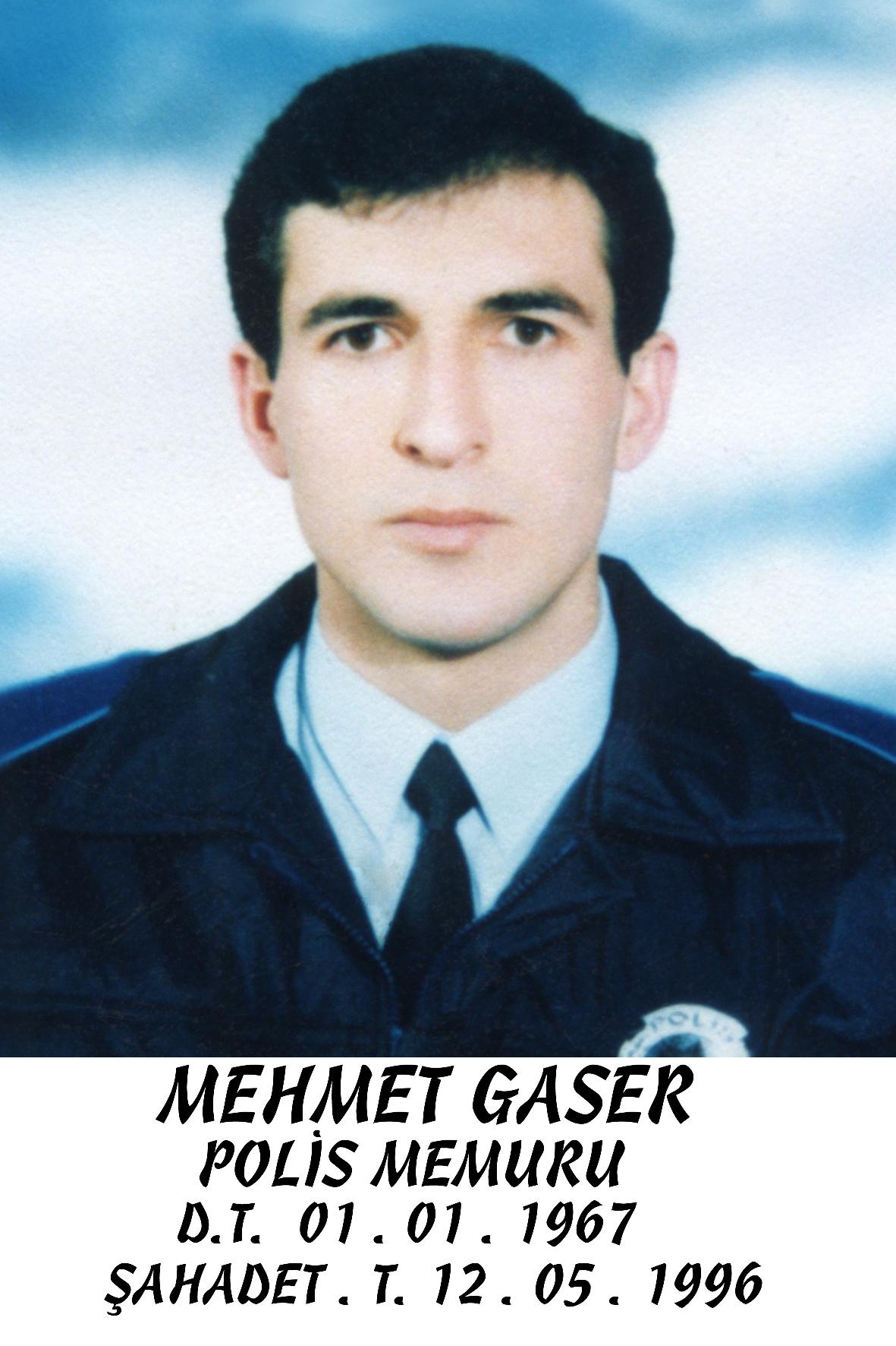 MEHMET GASER